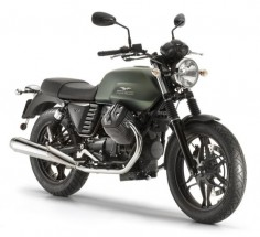 Moto Guzzi V7 Stone #militar #green