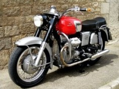 Moto Guzzi V700 - Vintage Motorcycles Online