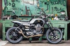 Moto Guzzi V7II by South Garage