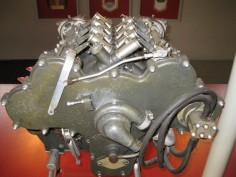 Moto Guzzi V8 motorcycle engine