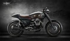 Moto Guzzi VSP Concept by Jakusa Motorcycle Design #motorcyclesdesign #diseñodemotos |