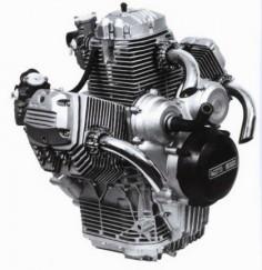 Moto Guzzi W103 – 3 Cylinder V-Triple Motorcycle Engine | 3 Cylinder Engine | Moto Guzzi