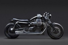 Moto Guzzi's 21st century California is a superb cruiser. But the New York workshop Venier Customs has taken it to a whole new level with its Project C2.