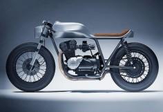 Moto Honda CB 1100 par Dimitri Bez | Motorcycles | Design | Honda
