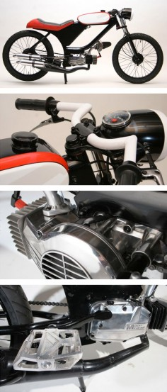Moto-​Matic Mopeds /  i love this