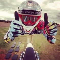 #Motocross #Dirtbike #Offroad #DanWhitby #FMX #Selfie