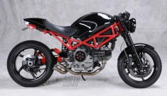motographite: DUCATI MONSTER S2R 800 SPECIAL by ANALOG MOTORCYCLES