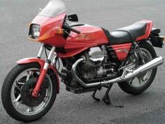 Motoguzzi 850 LeMan III