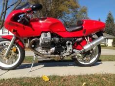 MotoGuzzi Daytona V4
