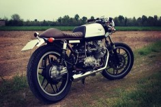 Motoguzzi V35 Imola great customization