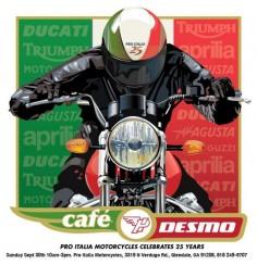 #MotoItaliA #MotoPosteR