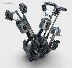 #motorcycle engine insides