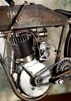 Motorcycle or art?