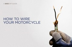 Motorcycle wiring: A quick guide to wiring your motorcycle