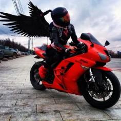 Motorcycle Women - tanechkaozolina (3)