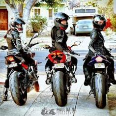 Motorcycle Women