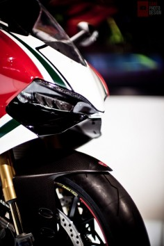 Motorcycles - Ducati 1199 -