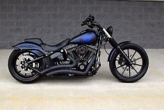motorcycles-scooters: Harley-Davidson : Softail 2014 fxsb breakout custom cvo killer 12 k in xtra s best on ebay wow #Motorcycles #Scooters - Harley-Davidson : Softail 2014 fxsb breakout custom cvo killer 12 k in xtra s best on ebay