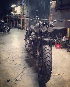#motorcycles #streettracker #motos |
