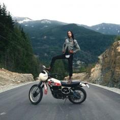 #motorcyclesgirls #chicasmoteras |