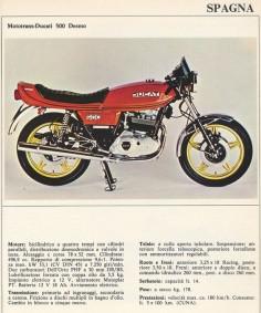 Mototrans Ducati Desmo500