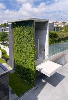 Mount Timah residence in Singapore by architect Chan Sau Yan of CSYA Associates