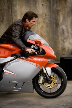 MV Agusta Dark Knight Motorcycle