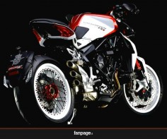 MV Agusta Dragster 800 RR by walterapone