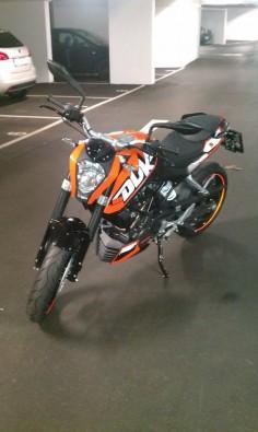 My Duke 125