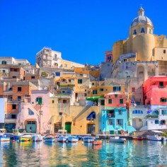Naples, Italy | The 24 Most Colorful Cities In The World