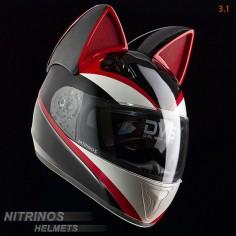 Neko-helmet | Nitrinos