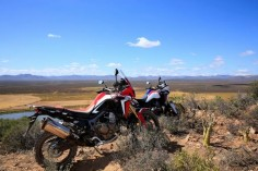 New Honda Africa Twin CRF1000L Pictures / Photo Gallery | Adventure Motorcycle | Honda-Pro Kevin
