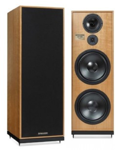 New Spendor SP200 loudspeakers