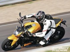 nice ducati streetfighter 848 Pictures yellow motorcycle