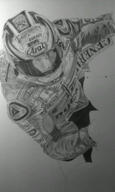 Nicky Hayden, Ducati MotoGP @MotoGPin