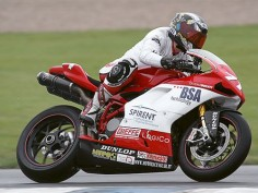 Nina Prinz, Y2K Ducati Women's Racing Team
