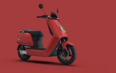 Niu N1 Electric scooter on Behance
