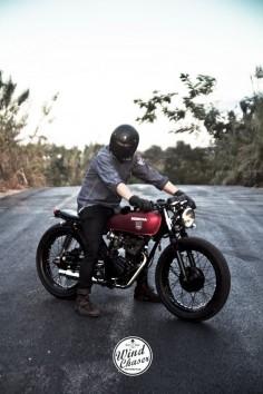 No motorcycle, No life