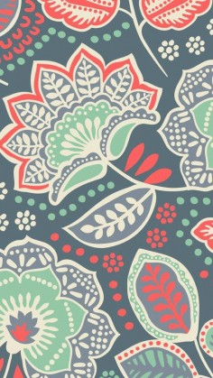 Nomadic Floral Mobile Download || Summer 2016