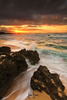 North shore oahu ~ Hawaii by James Binder on 500px
