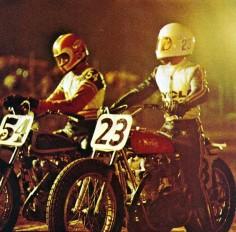 Norton classic Flat Tracker #motorcycles #motos #FlatTracker |