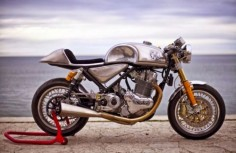 Norton Commando Cafe Racer 961 Metal Slug 5