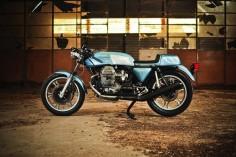 Obsession #7: Moto Guzzi | Imperial Black
