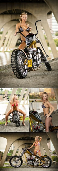 Off road chopper