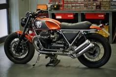 Officine Rossopuro Moto Guzzi width=
