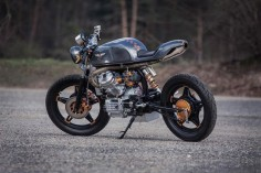 Once Forgotten, Now on a High: Who knew that Honda CX500s would become the basis for cult customs?