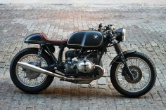 One of my favorite BMW customs ever. R100T by Bill Costello.