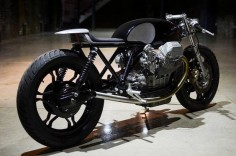 Ottonero Cafe Racer: Type 9