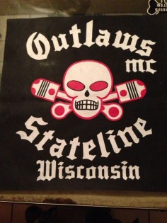 Outlaws MC - Stateline, Wisconsin