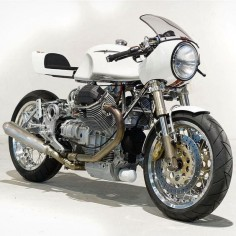 OVERBOLD MOTOR CO. — @Cafe Racer  by CAFE RACER ...